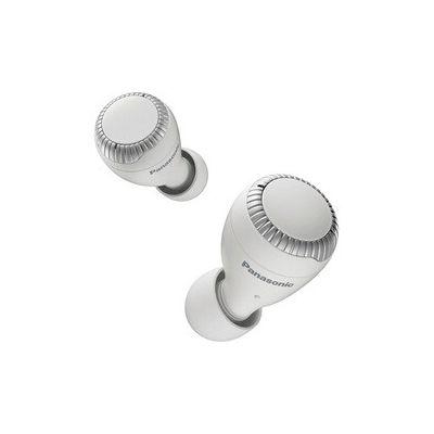 image Panasonic RZ-S300WE-W Écouteurs Intra-Auriculaires sans Fil Bluetooth Ultra-compacts avec Commande vocale sans Fil jusqu'à 30 Heures d'autonomie Blanc