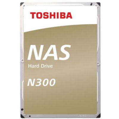 image TOSHIBA EUROPE N300 High Reliability 12TB NAS
