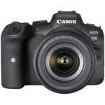 image produit Canon EOS R6+RF 4,0-7,1/24-105 mm IS STM Kit