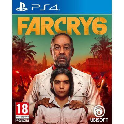 Far Cry 6 Jeu PS4