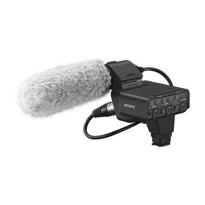 image Sony XLR-K3M Kit Adaptateur avec boîte XLR et Microphone directionnel pour ILCE-7RM4