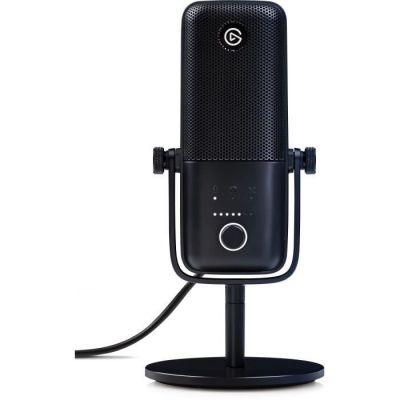 image Elgato Wave:3, Micro USB à condensateur et solution de mixage numérique haut de gamme avec technologie antiécrêtement et capteur Mute capacitif pour le streaming et la production de podcasts