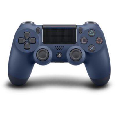 image Manette DualShock 4 V2 pour PS4 - Midnight Blue