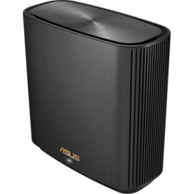 image ASUS ZenWiFi AX (XT8) Routeur sans fil Wi-Fi 6 Mesh, Tri-Bande (2,4 GHz / 5 GHz / 5 GHz) 6600 Mbit/s, 200m2, AiProtection avec TrendMicro à vie, Port WAN/LAN 2,5 Gigabit + 3 Ports LAN Gigabit, AiMesh