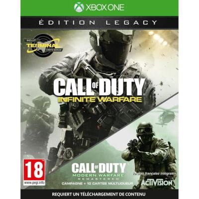 image Call of Duty : Infinite Warfare - Edition Legacy