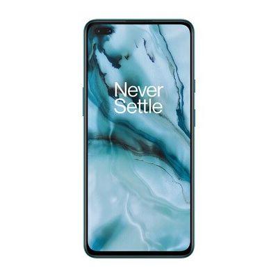 image OnePlus NORD (5G) 8GB RAM 128GB Smartphone Débloqué, Quad Caméra, Dual SIM, 2 ans de garantie constructeur - Bleu Marbre