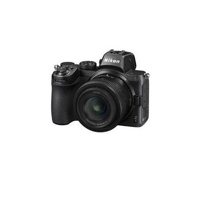 image Nikon Z5, Appareil Photo Numérique Hybride Plein Format en Kit avec l'Objectif Zoom Pancake et la Bague adaptatrice FTZ + Carte Mémoire SDXC SanDisk Extreme 256Go jusqu'à 150Mo/s