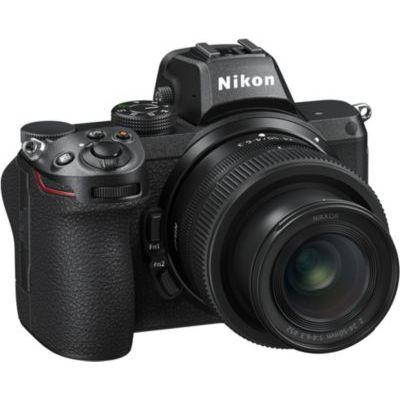 image Nikon Z5, Appareil Photo Numérique Hybride Plein Format en kit avec l'Objectif Zoom pancake Nikkor Z 24-50mm f/4-6.3