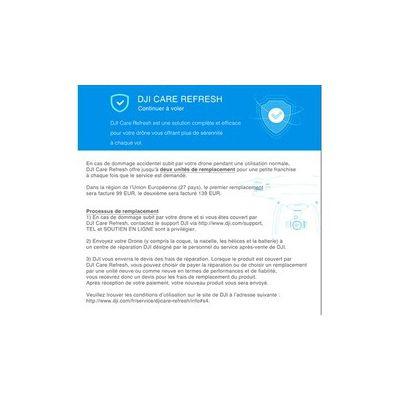 image DJI Phantom 3Standard Service pour Drone, Gimbal ou Chambre, Blanc