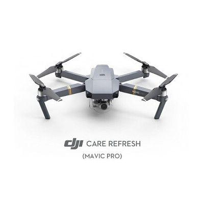 image DJI - Care Refresh Garantie Pour Mavic Pro (Valide Pour 12 Mois) | Propose Deux Remplacements d'Unités En Un An | Assistance Rapide | Garantie Pour Drone | Accessoires DJI Mavic Pro