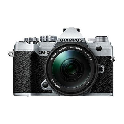 image Olympus E-M5 Mark III 1415 Appareil Photo argentique Silver