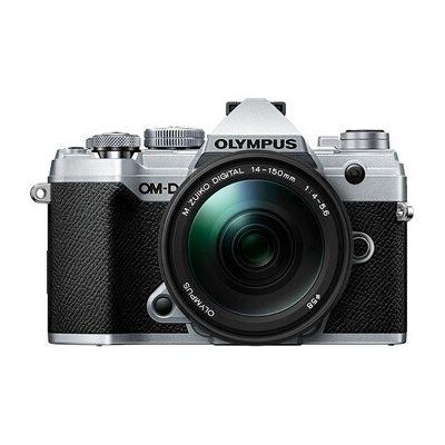 image Olympus E-M5 Mark III 1415 Appareil Photo argentique Silver