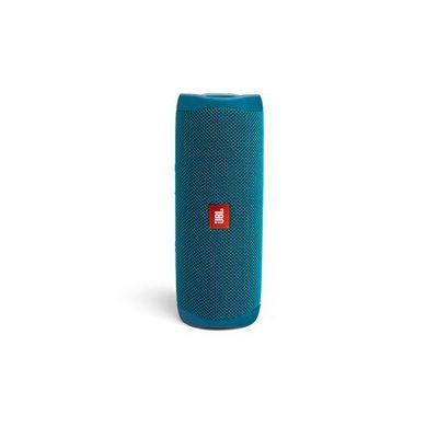 image JBL Flip 5 Eco – Enceinte Bluetooth portable – Étanchéité IPX7 - Bleu océan
