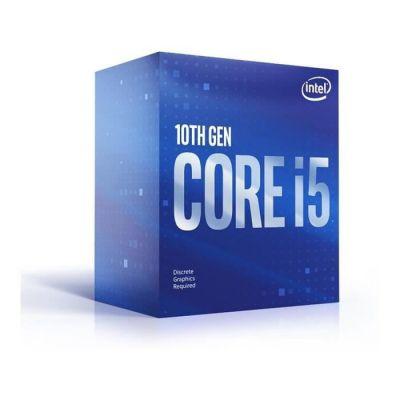 image INTEL Core i5-10400F 2.9GHz LGA1200 12M Cache Boxed CPU