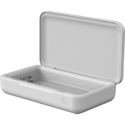 image Samsung Boîte de désinfection UV pour smartphones avec Fonction de Charge inductive Blanc