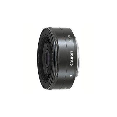 image produit Canon 5985B005 Objectif EF-M 22mm f/2 STM - livrable en France