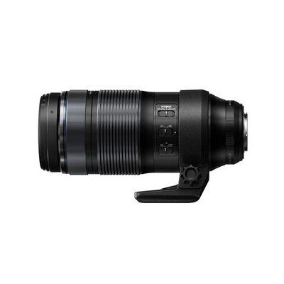 image M.Zuiko DIGITAL ED 100-400mm F5.0-6.3 IS, super téléobjectif, adapté à tous les appareils photo MFT (modèles Olympus OM-D et PEN, PanasonicG), noir