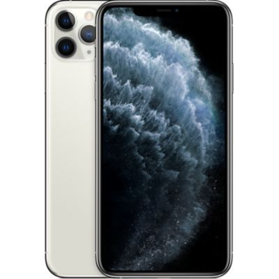 image Apple iPhone 11 Pro Max (256Go) Argent