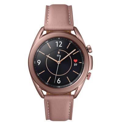 image Samsung Galaxy Watch3 Montre connectée de 41 mm I LTE I Couleur Bronze I Acier