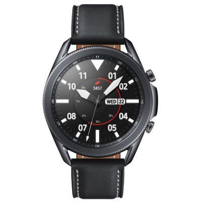 image Samsung Galaxy Watch 3 Smartwach 45 mm LTE Noir