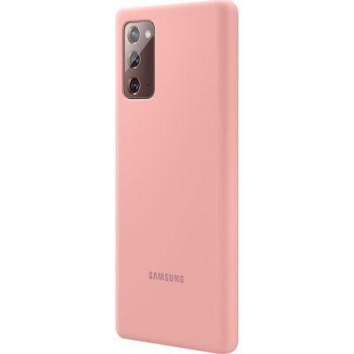 image Samsung Note20 Coque en Silicone