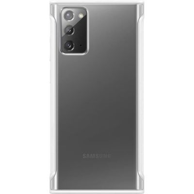 image Samsung Note20 Clear Protect Cover White