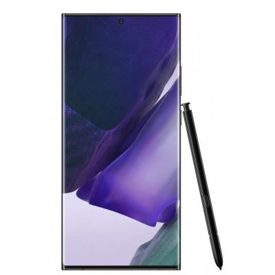 image produit Samsung Note20 Ultra 5G 256GB Black SM-N986BZKGEUB