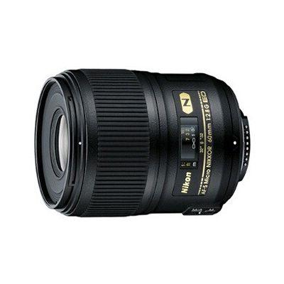 image Objectif à Focale fixe Nikon AF-S MICRO NIKKOR 60MM F2.8 G ED