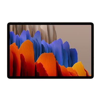 image Tablette tactile Samsung Galaxy Tab S7+ Bronze 256 Go 5G
