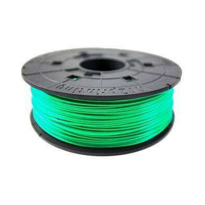 image Bobine recharge de filament ABS, 600g, Vert bouteille pour imprimante 3 d DA VINCI 1.0PRO - 1.0A - 1.0AiO - 2.0A - 1.1 PLUS - Super