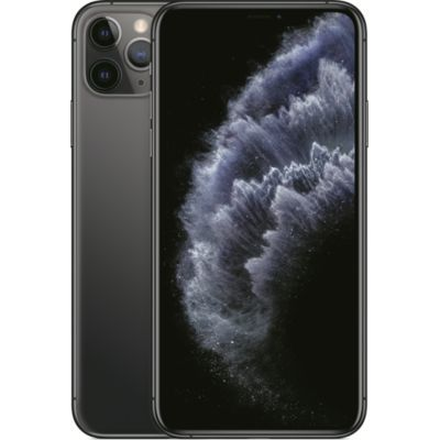 image Apple iPhone 11 Pro Max (256 Go) Gris Sidéral
