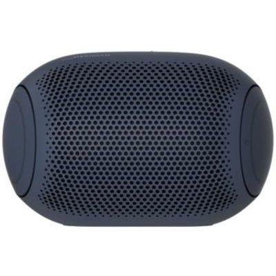 image LG XBOOM Go PL2 Enceinte Bluetooth Portable (Protection Contre Les Projections d'eau IPX5, 10 + h d'autonomie), Noir [Année modèle 2020]