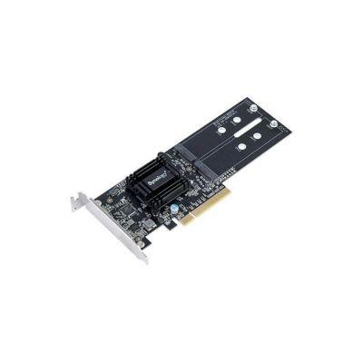 image Synology M2D18 Adaptateur pour Carte mémoire Noir