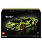 image produit Jeu de construction Lego technic - Voiture de course Lamborghini n°42115