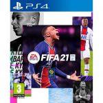 image produit Jeu FIFA 21 sur Playstation 4  (PS4) - Version PS5 incluse