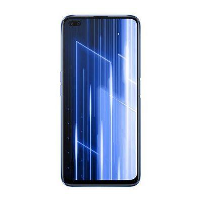 image REALME X50 5G Argent Smartphone Débloqué 5G - (Ecran : 6,57 Pouces – 6 Go RAM – 128 Go ROM - Double Nano SIM - Android) [Version Française] + coque transparente offerte