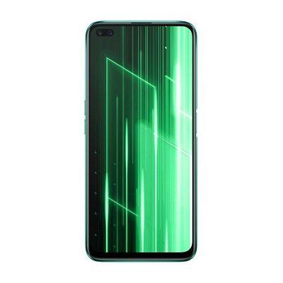image REALME X50 5G Vert Smartphone Débloqué 5G - (Ecran : 6,57 Pouces – 6 Go RAM – 128 Go ROM - Double Nano SIM - Android) [Version Française] + coque transparente offerte