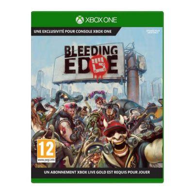 image Jeu Bleeding Edge sur Xbox One