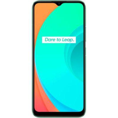 image realme C11 Mint Green Smartphone Débloqué 4G+ - (Ecran : 6,2 Pouces – 2 Go Ram – 32 Go ROM - Double Nano SIM - Android) [Version Française]