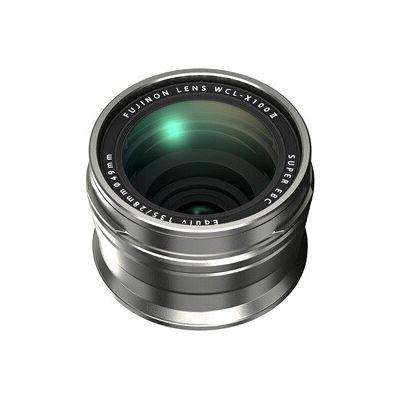 image Fujifilm WCL-X100II Lentille de Conversion Grand Angle 16534716 Gris/Noir
