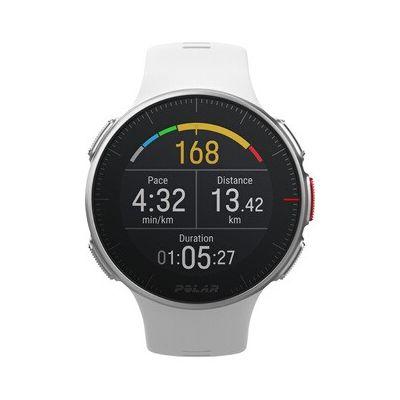 image Polar Vantage V – Montre de Sport FC/GPS Premium pour Hommes et Femmes avec Batterie Très Longue Durée & H10 Capteur de Fréquence Cardiaque Haute précision – Bluetooth, Ant+, ECG/EKG