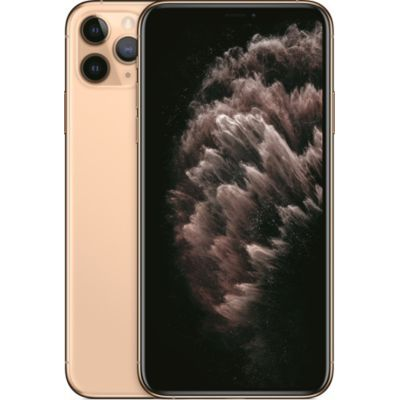image Apple iPhone 11 Pro Max (256 Go) Or
