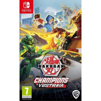 image BAKUGAN : Champions de Vestroia (Nintendo Switch)