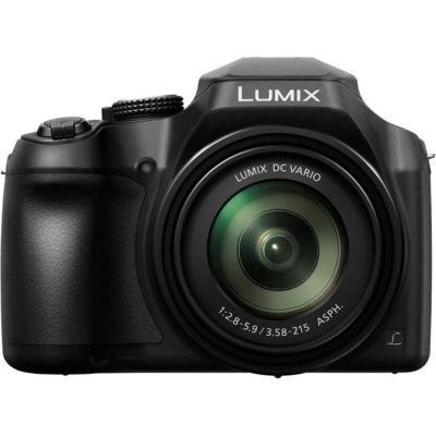 image produit Panasonic Lumix FZ82 | Appareil Photo Bridge Zoom Puissant (Capteur 18MP, Zoom Lumix 60x F2.8-5.9, Grand angle 20mm, Viseur, Ecran tactile, Vidéo 4K, Stabilisation) Noir – Version Française