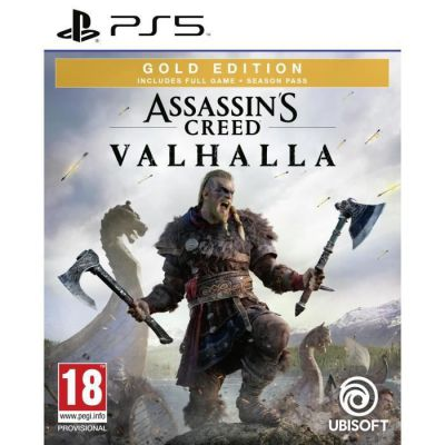 image Assassin's Creed Valhalla Édition Gold (PS5)