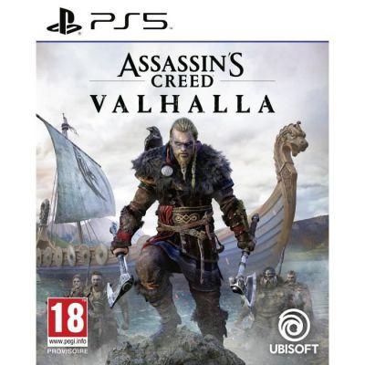 image Jeu Assassin's Creed Valhalla sur PS5