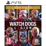 image produit Jeu Watch Dogs Legion Édition Gold sur Playstation 5 (PS5) - livrable en France