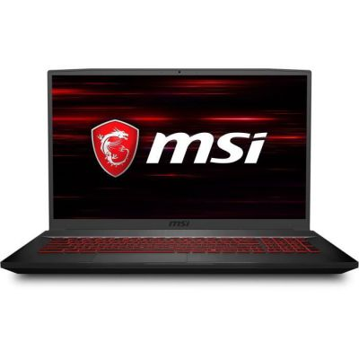 image produit MSI PC Portable Gamer - GF75 Thin 10SCXR-283FR - 17,3- FHD - Core i5 10300H - RAM 8Go - 512Go SSD - GTX1650 4Go - Windows 10 Home