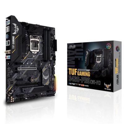 image Carte Mere ASUS TUF Gaming B460-PRO (WiFi)
