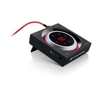 image Sennheiser GSX 1200 Pro Amplificateur Audio Gaming Noir/Rouge
